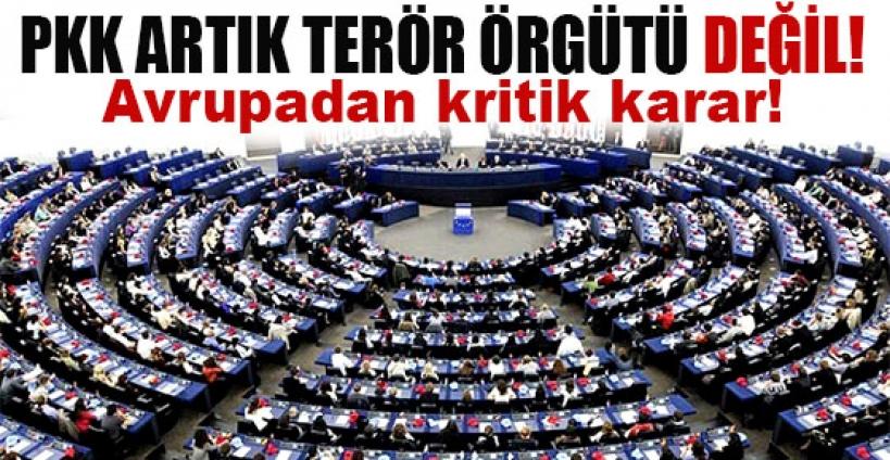 PKK artık terör örgüt değil, teröristler ise 'Aktivist'