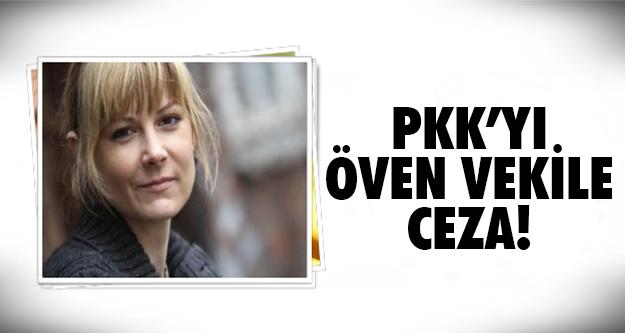 """""""PKK terör organizasyonu değildir.."""""""