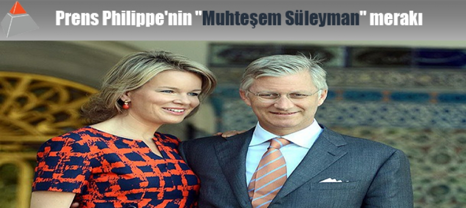 Prens Philippe'nin ''Muhteşem Süleyman'' merakı
