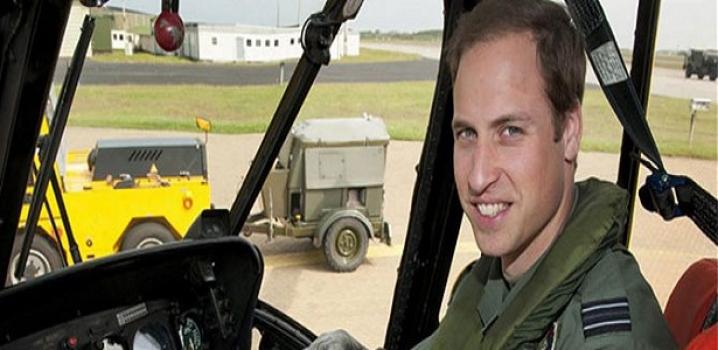 Prens William artık asker değil!