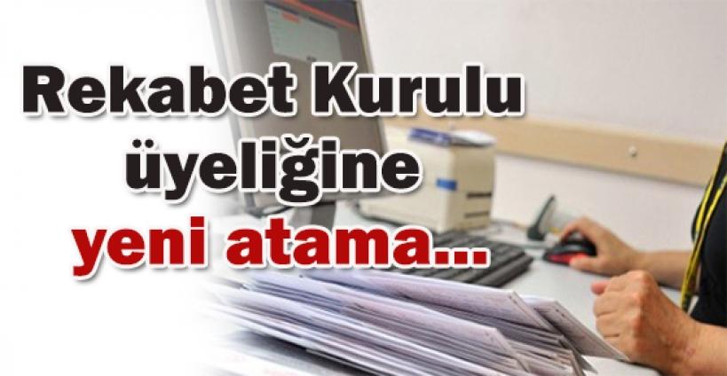 Prof. Dr. Sedat Murat atandı