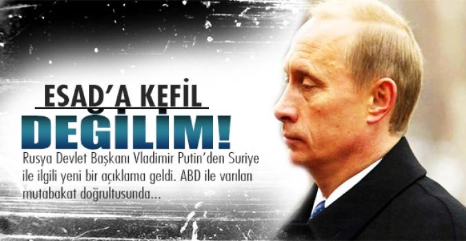 Putin kimyasal silah konusunda açıklamalarda bulundu..