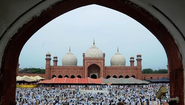 Ramazan bayramını bir gün sonra kutladılar