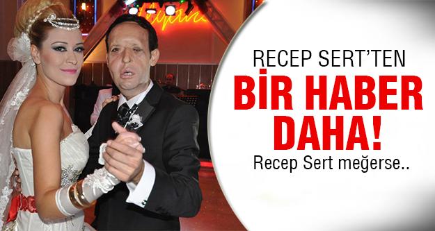 Recep Sert'ten güzel haber geldi!