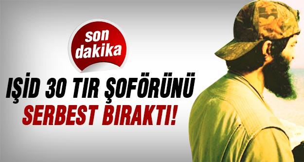 Rehin alınan Türk sürücülerden iyi haber!