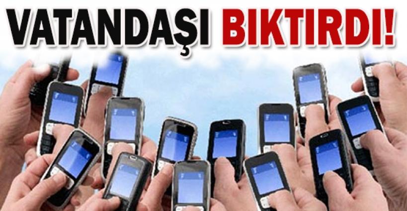 Reklam SMS'leri vatandaşı bıktırdı