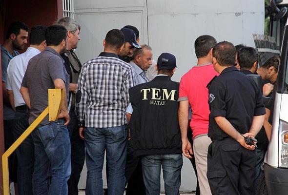 Reyhanlı'daki saldırıların asli faillerinden N.E. Adliyede