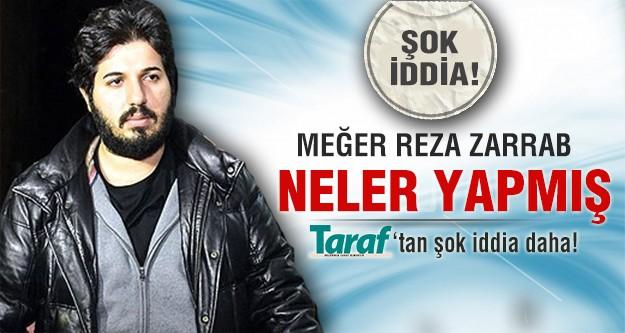 Reza Zarrab bakan danışmanına para mı verdi?