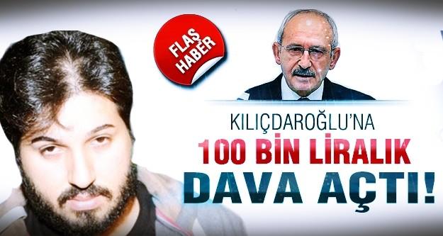 Reza Zarrab'tan Kılıçdaroğlu'na 100 bin liralık dava