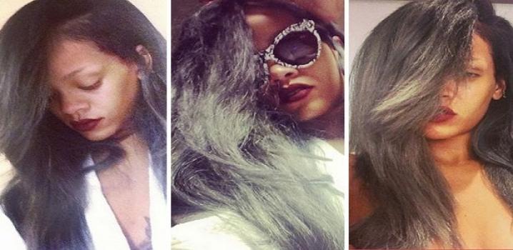 Rihanna'dan yeni imaj!