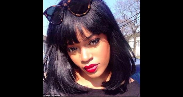 Rihanna'nın ikizi bulundu !