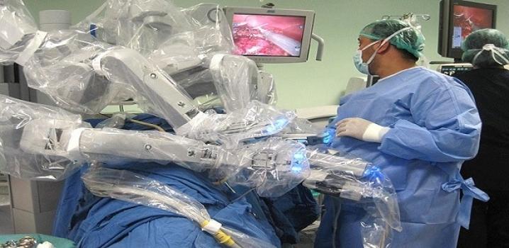 Robotik Cerrahide İlk Operasyon...