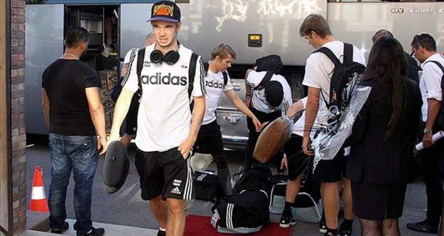 Rosenborg Karabük'e geldi