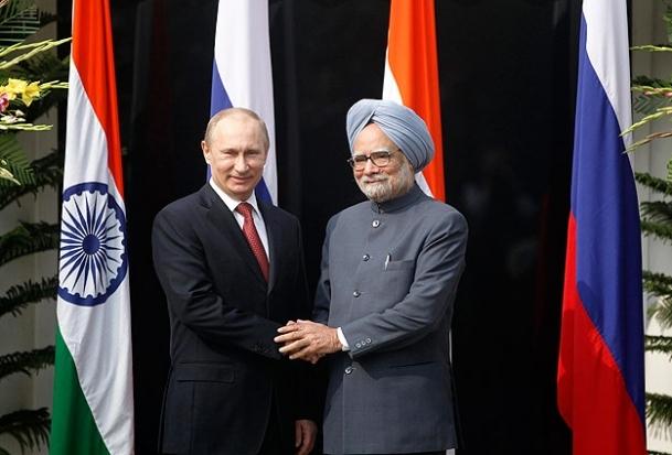Rusya ile Hindistan arasında dev anlaşma
