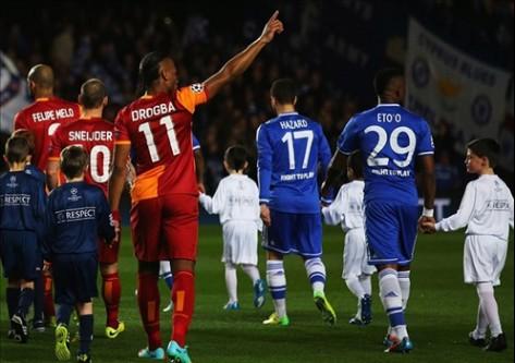 Rüzgâr gibi geçti: Didier Drogba