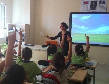 Safvet Koleji öğrencilerine yoğunlaştırılmış İngilizce eğitimi