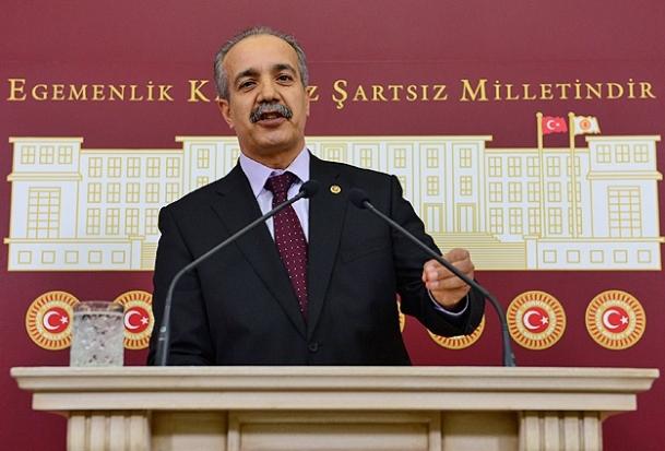 Salih Fırat AKParti'ye katıldı