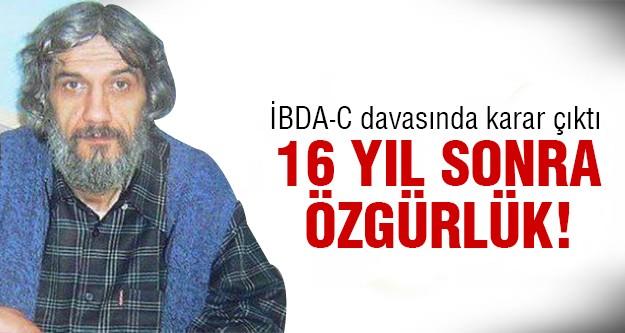 Salih Mirzabeyoğlu için tahliye!