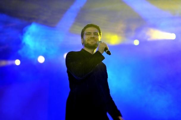 Sami Yusuf Antalya'da konser verdi