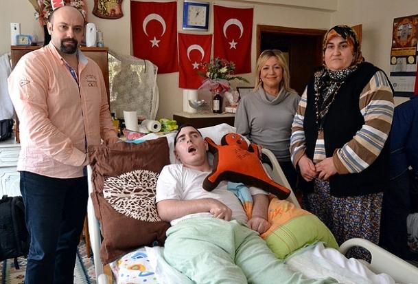 Samsun'da tedavi ''umudu'' doğdu