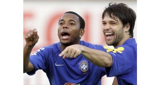 Santos' un  Diego aşkı!