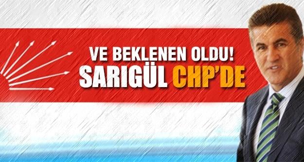 Sarıgül CHP'de