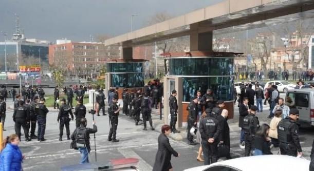 Savcı Mehmet Selim Kiraz'ın rehin alınması haberine yayın yasağı