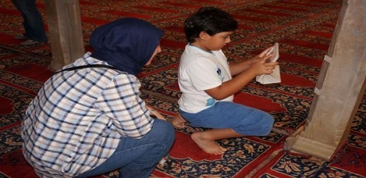 Selimiye Camisi'ndeki ters laleye koruma