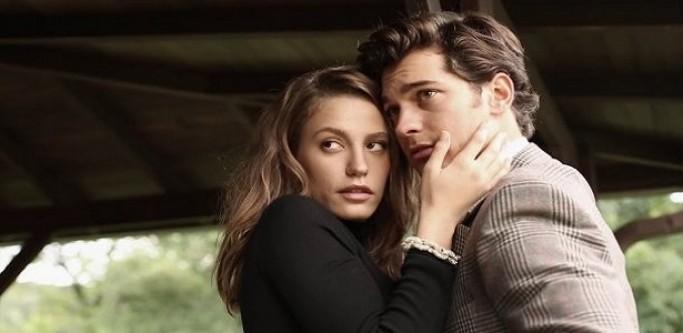 Serenay ve Çağatay Aşkı....