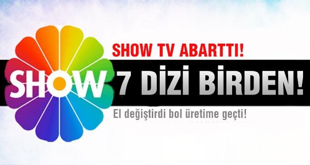 Show tv abarttı!