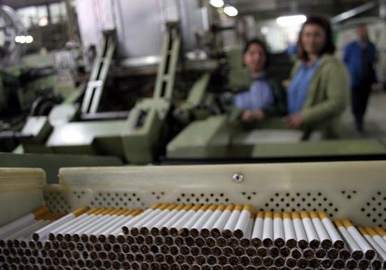 Sigara üreticilerine Maliye baskını