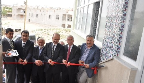 Siirt Abdurrahim Sancak Camii ibadete açıldı
