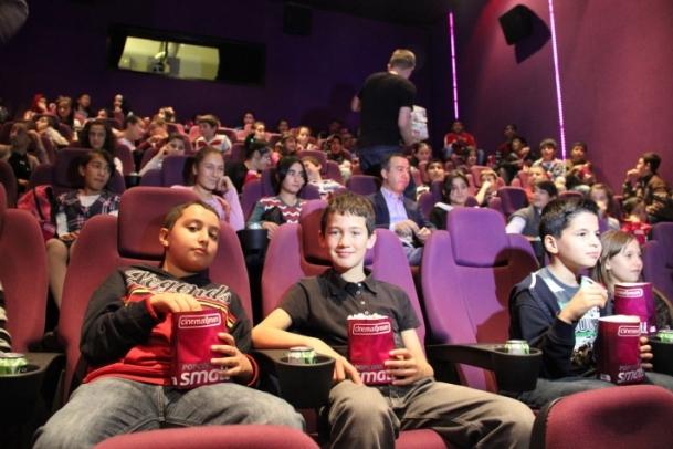 Sinema seyircisi yüzde 50 arttı