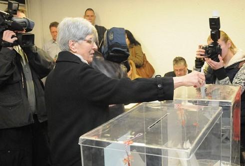 Sırbistan genel seçimlerde!