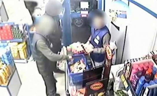 Şişli'de ilginç hırsızlık olayı
