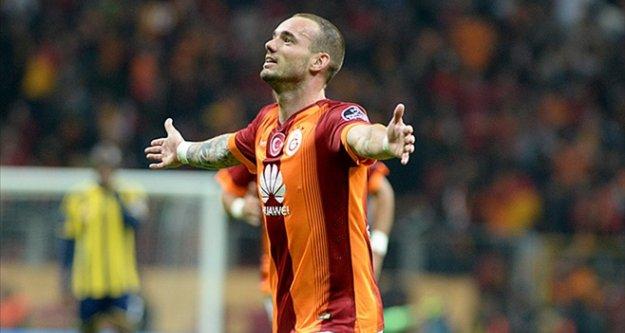 Sneijder'e harika bi sözleşme!
