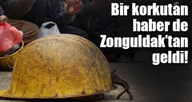 Son dakika.. Zonguldak'ta göçük!