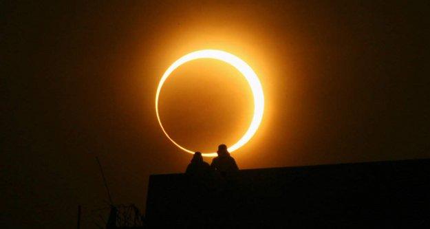 Son Güneş tutulması felaket getirebilir