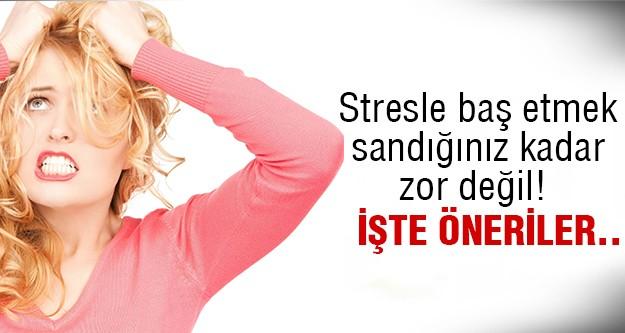 Stres nedir? başetme yolları nelerdir?