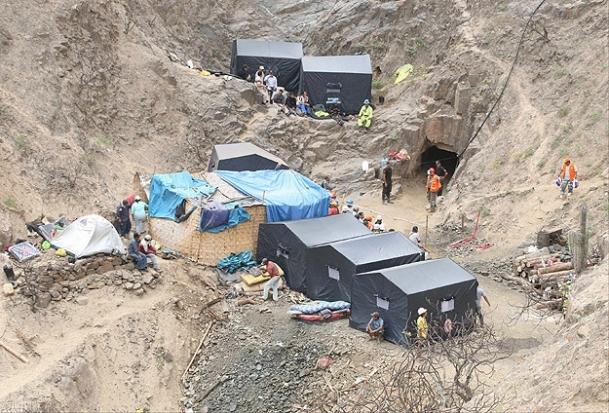 Sudan'da altın madeni çöktü