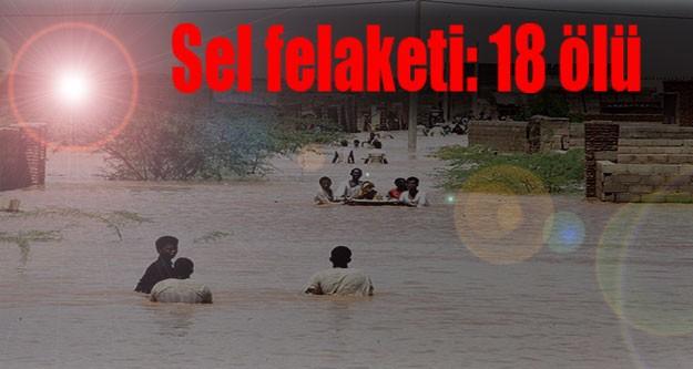 Sudan'da sel felaketi: 18 ölü