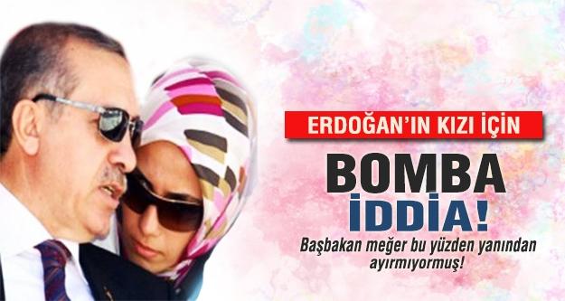 Sümeyye Erdoğan için bomba iddia!