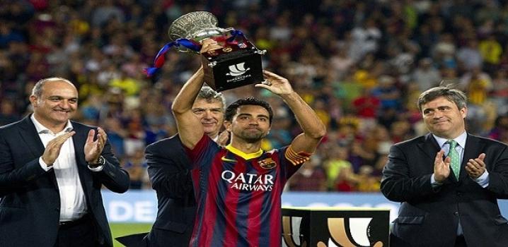 Süper Kupa Barcelona'nın !