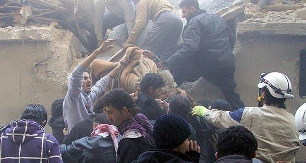 Suriye'de 2013 böyle geçti