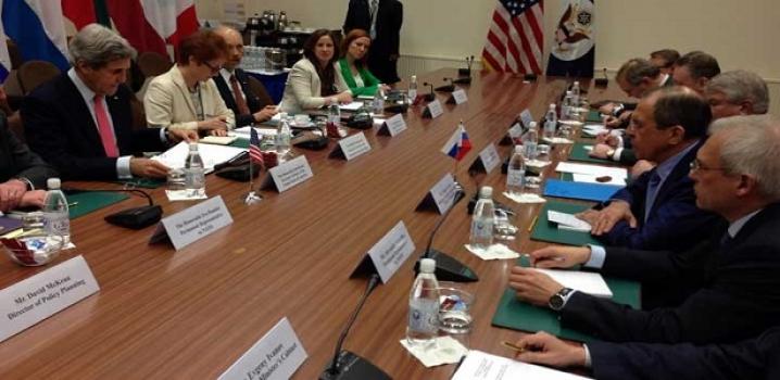 Suriye Toplantısı İptal !