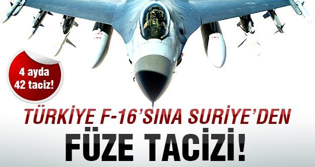 Suriye uçakları yine sınırda!