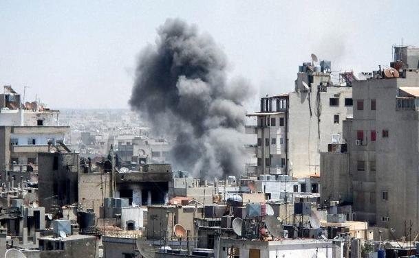 Suriye'de 101 kişi öldü