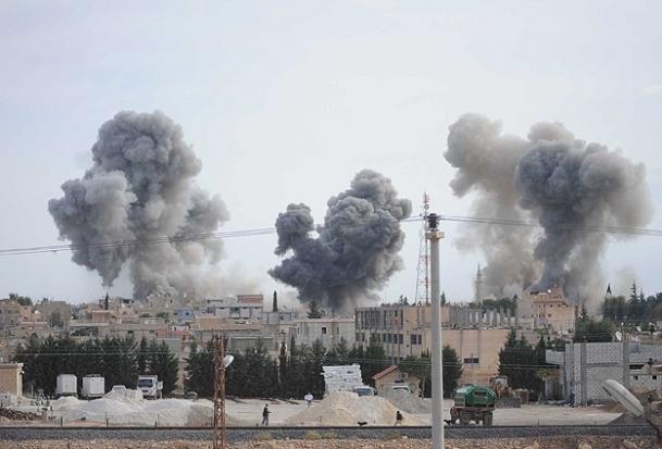 Suriye'de 115 kişi hayatını kaybetti