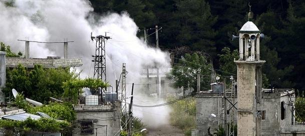 Suriye'de 3 yerde daha kimyasal silah kullanıldı iddiası