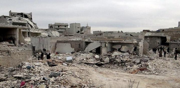 Suriye'de 87 kişi öldü